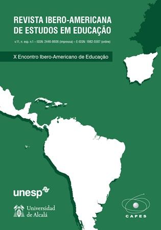 Visualizar v.11, n. esp. 1 (2016) Dossiê:  X Encontro Ibero-Americano de Educação