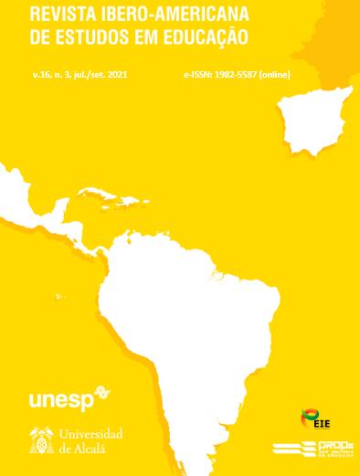 Visualizar (2021) v. 16, n. 3, jul./set. Em Editoração/Processamento (In editing and translation process)