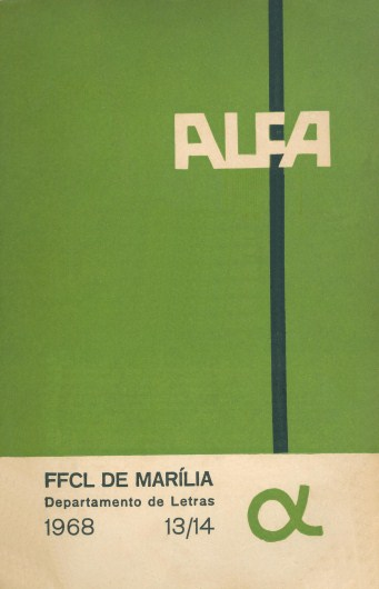 Visualizar v. 13/14 (1968)