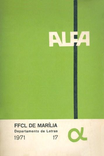 Visualizar v. 17 (1971)