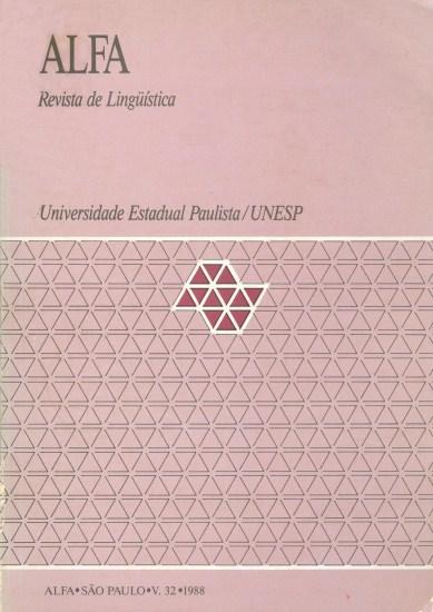 Visualizar v. 32 (1988)