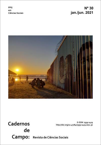 Visualizar n. 30 (2021): Vidas vulneráveis: ser migrante em tempos de conservadorismo e crise pandêmica na América Latina