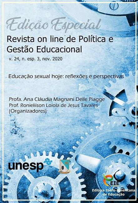 Visualizar v. 24, n. esp. 3, nov. (2020) - Educação sexual hoje: reflexões e perspectivas
