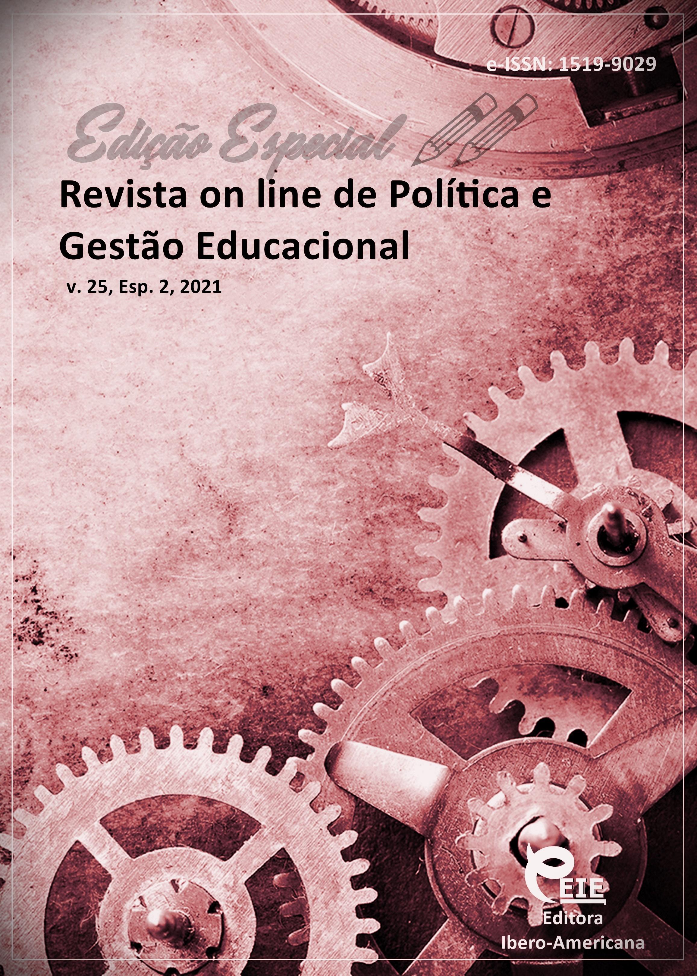 Visualizar v. 25, n. esp.2, maio (2021) - A pesquisa em Educação na Federação Russa