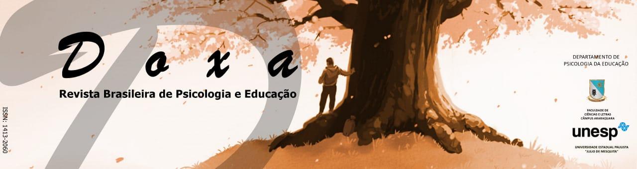 Doxa: Revista Brasileira de Psicologia e Educação