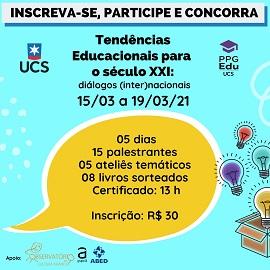 Tendências Educacionais para o Século XXI: Diálogos (Inter)Nacionais